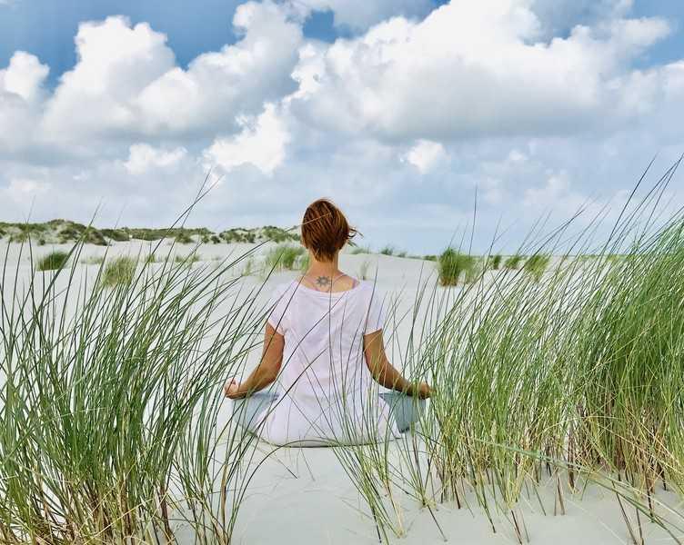 Yoga in den Ferien